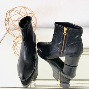 Eric Michael Leather Boots